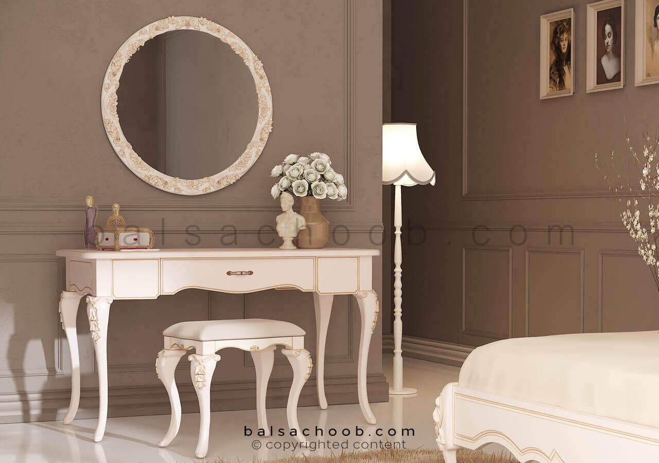 میز آرایش سرویس خواب کاترین بالسا