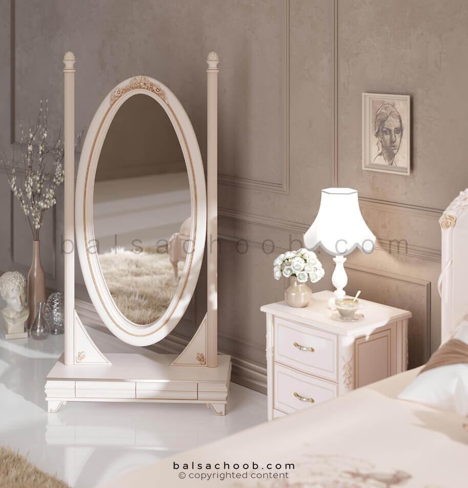 آینه قدی سرویس خواب کاترین بالسا