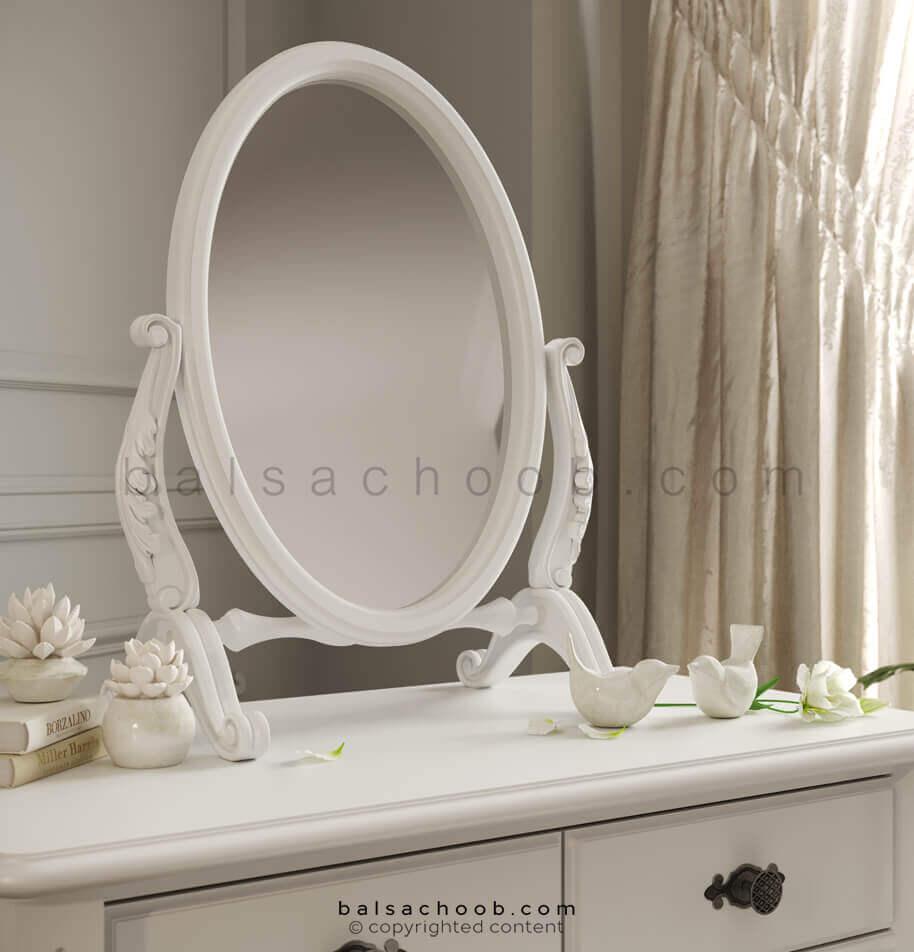 آینه میز آرایش لیدوما