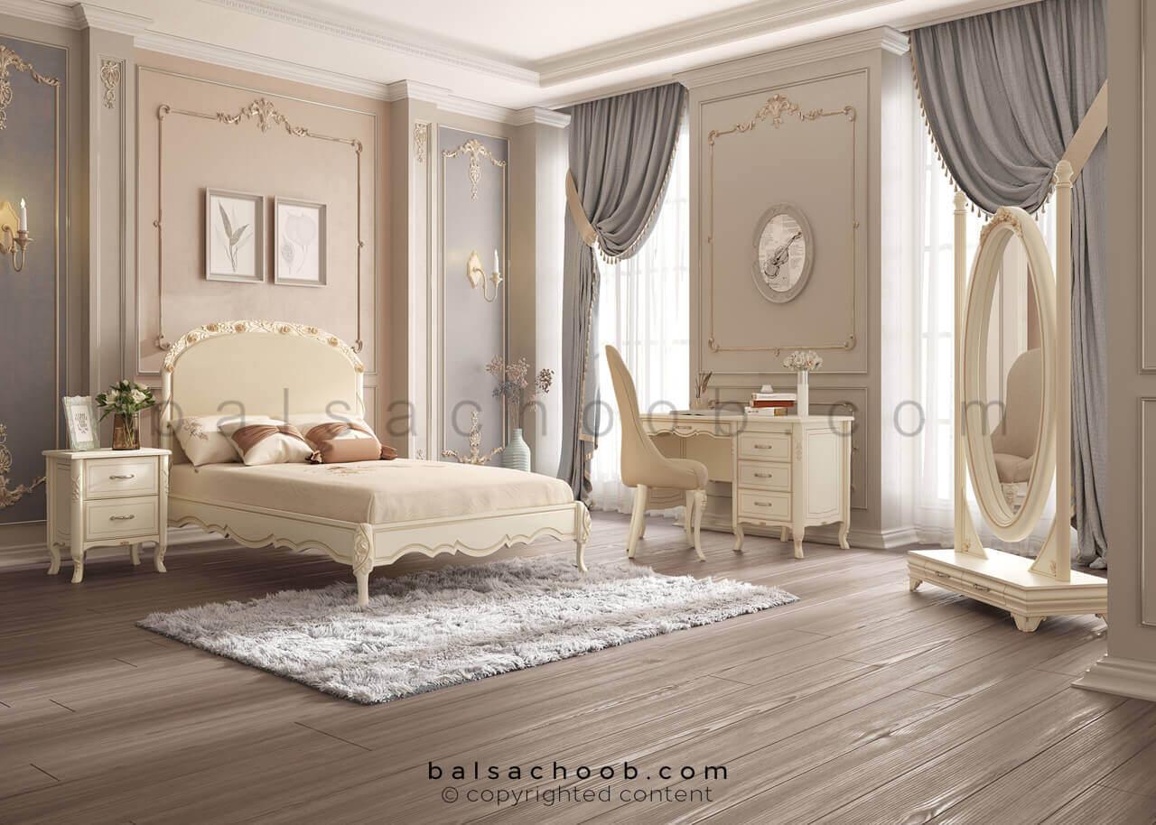 اتاق خواب جوان کاترین