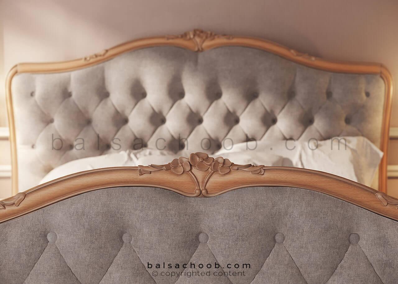 تخت خواب چوبی باکیفیت