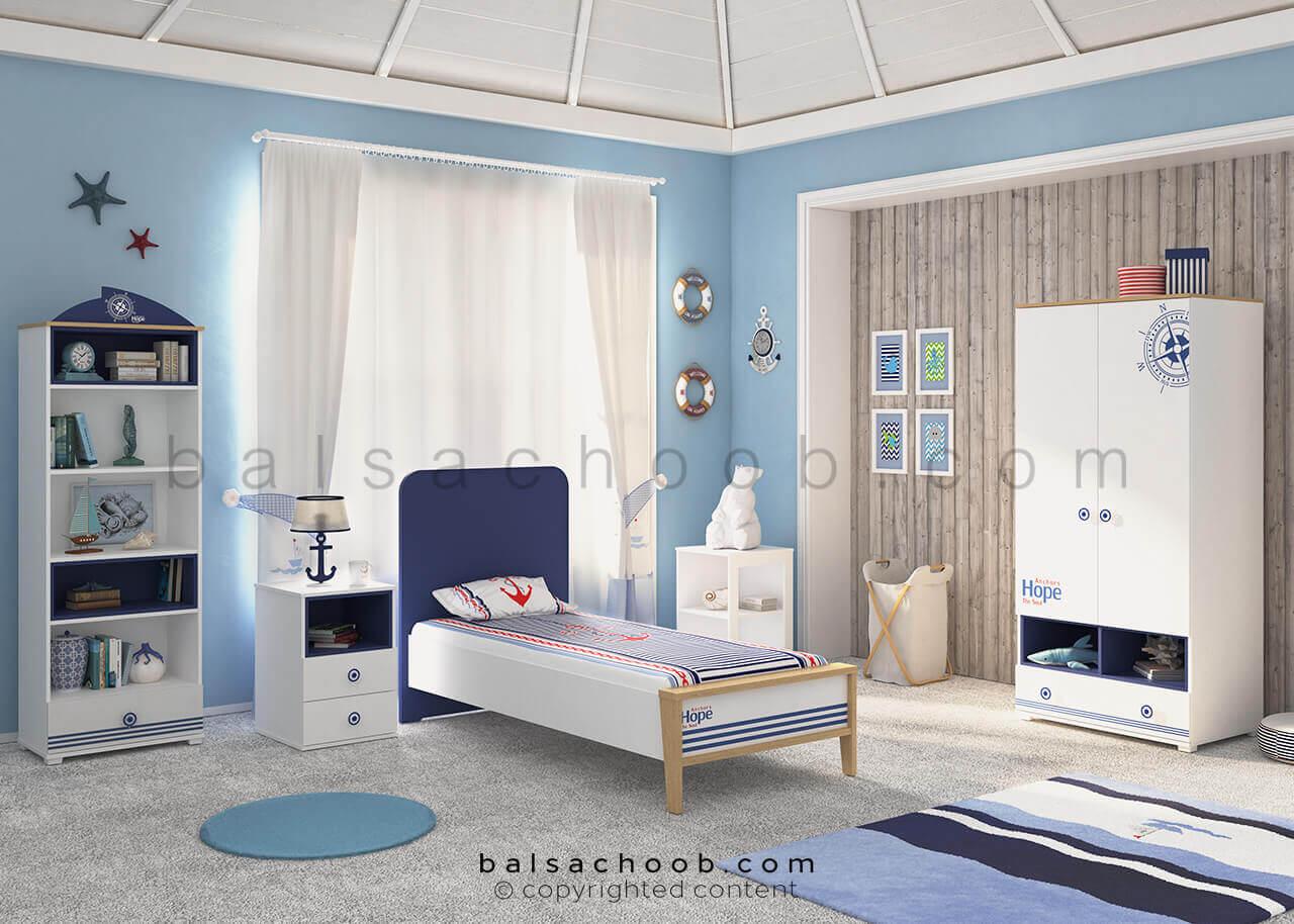 اتاق خواب کودک بالسا