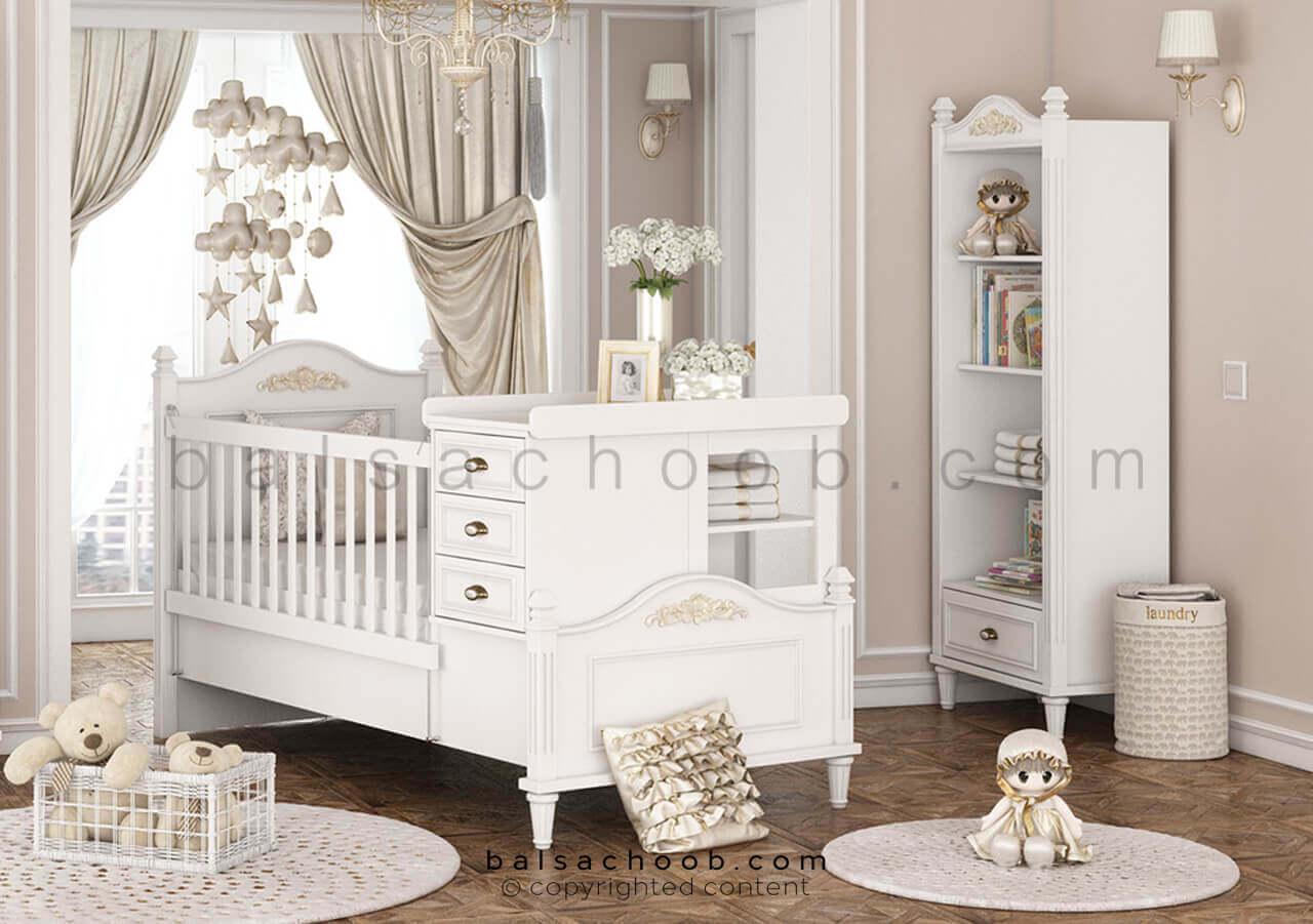 اتاق خواب نوزاد بالسا