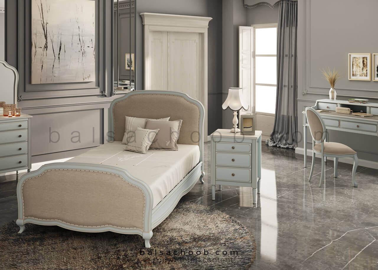 چیدمان اتاق خواب نوجوان به سبک بالسا