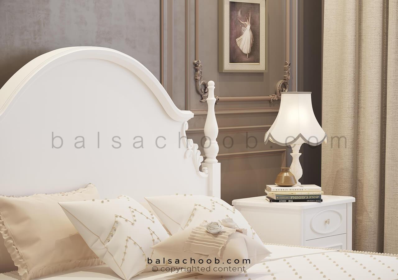تخت دو نفره مناسب جهیزیه عروس