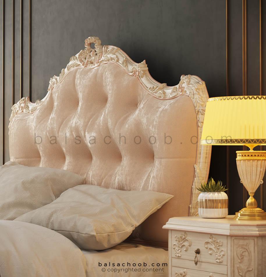 تخت دو نفره کلاسیک دانژه