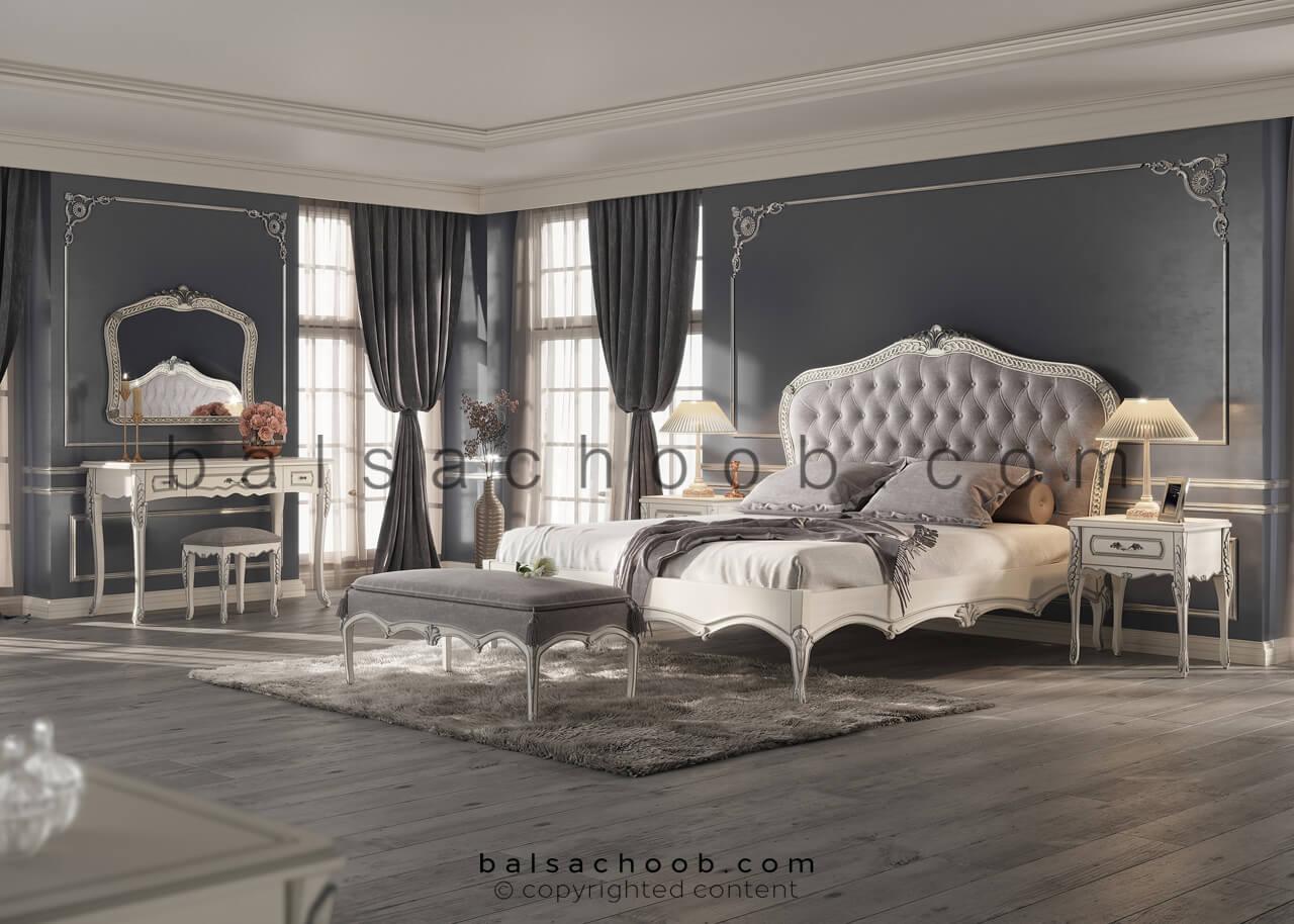 اتاق خواب عروس به سبک بالسا
