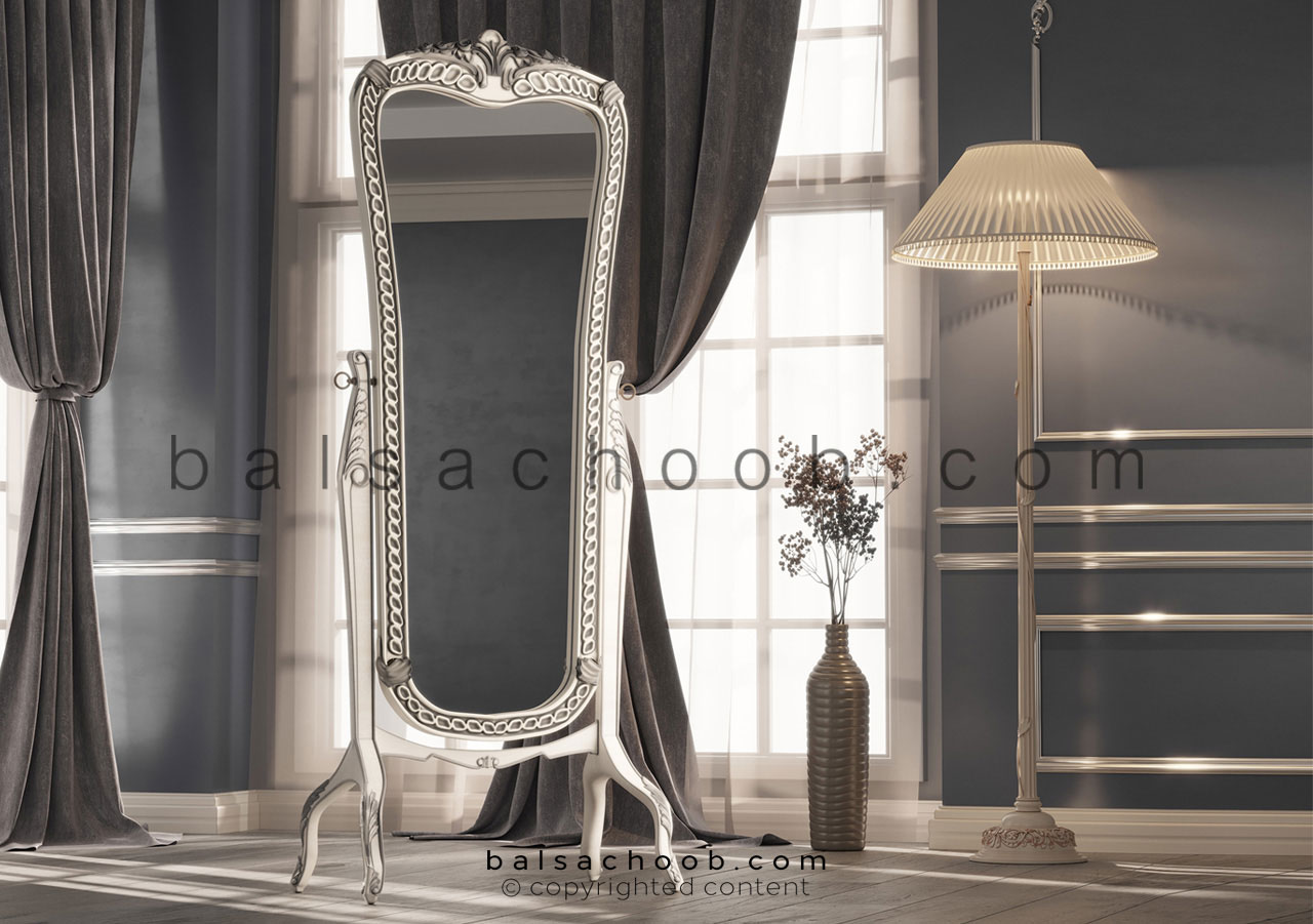 آینه قدی مدل شایلین بالسا